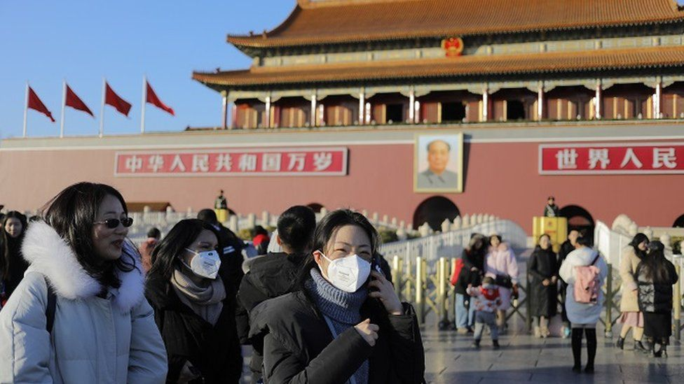 China coronavirus: Fears infections will rise as hundreds of millions travel зурган илэрцүүд