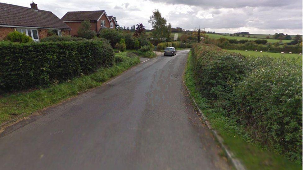 Bedford Road, Sherington - General image