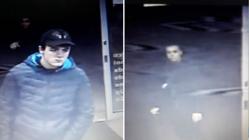 Suspects sought after 'racist coronavirus attack'