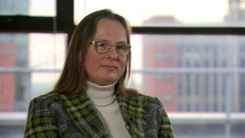 Dr Christina McMaster