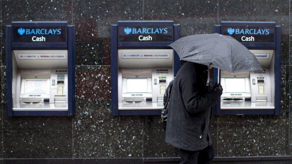 Barclays half year profits fell 21%