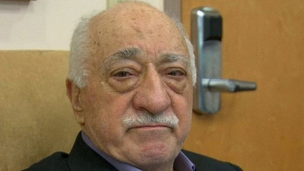 Fethullah Gulen. File photo