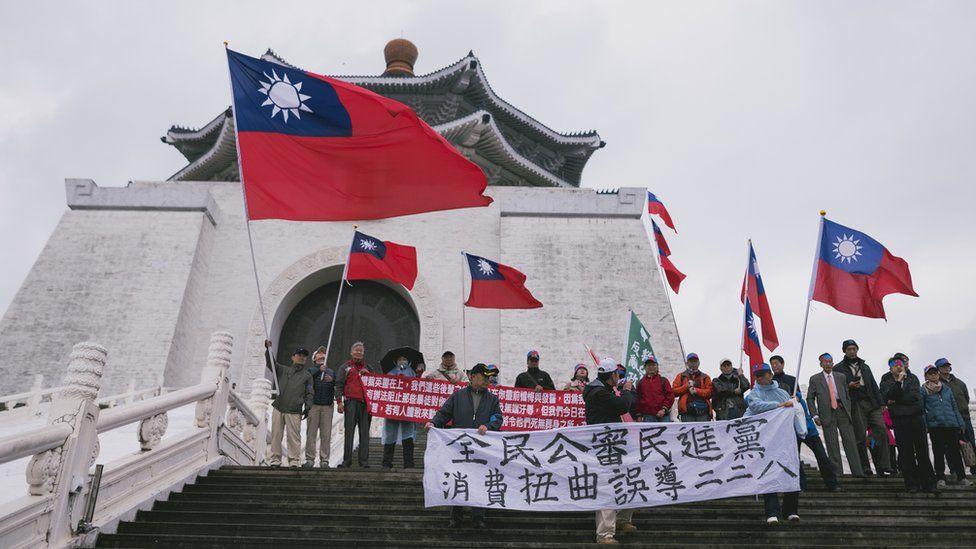 台灣內部對於看待228事件仍具有爭議。