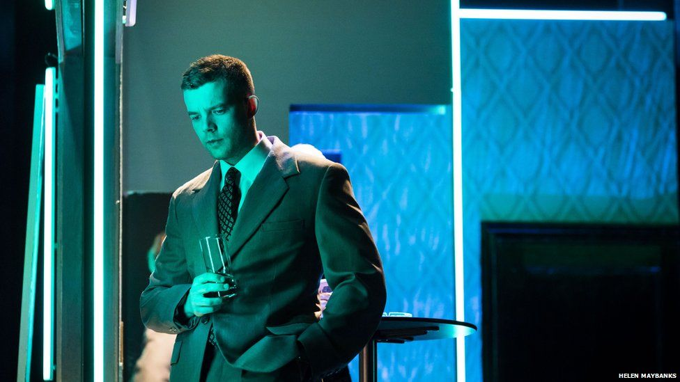 Russell Tovey also stars in Angels in America