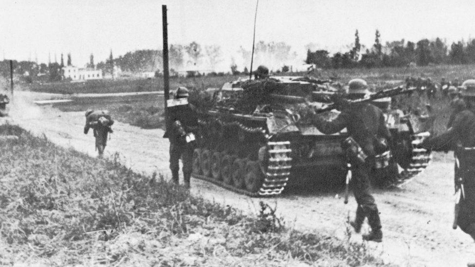 German invasion of Poland - September 1939