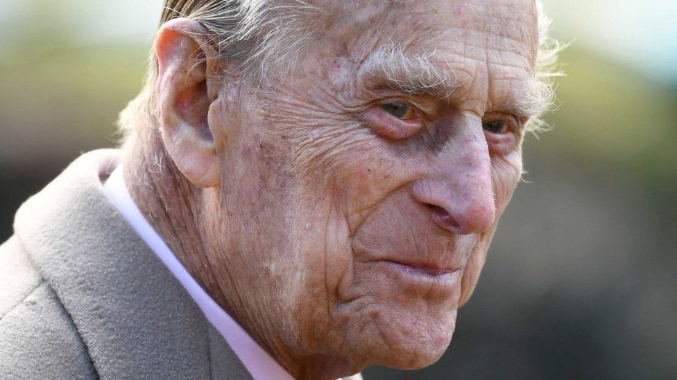 Duke of Edinburgh on 4 February 2018