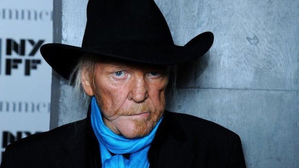 Edgar Froese of Tangerine Dream attends the The Music of Grand Theft Auto V Panel at Elinor Bunin Munroe Film Center on 1 October 2013 in New York