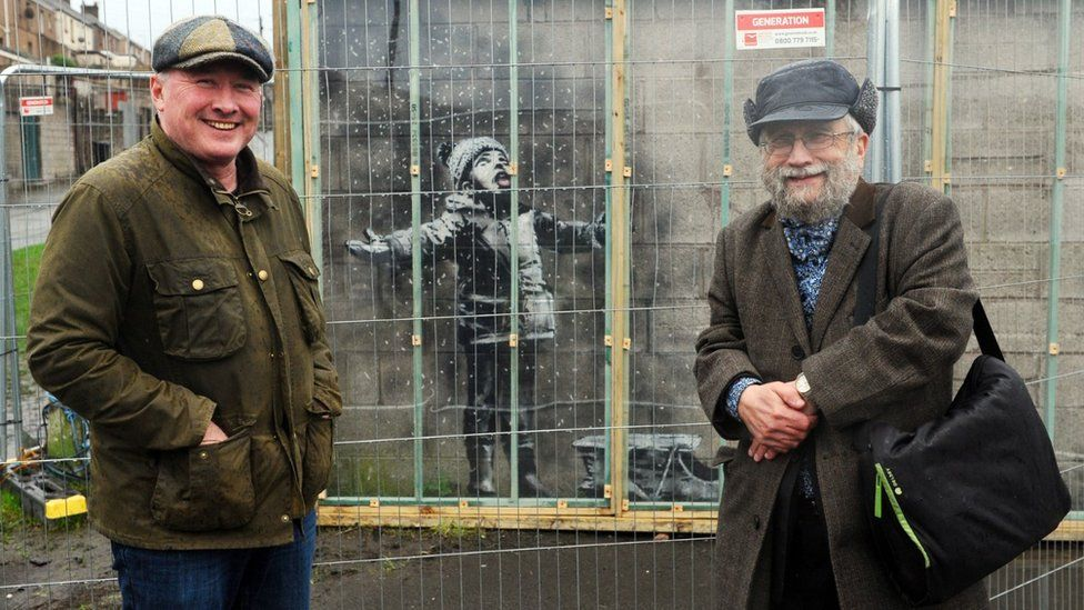 Ian Lewis a John Brandler