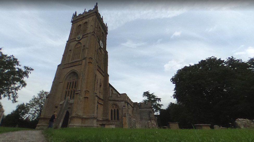 St Martin's Church in Kingsbury Episcopi