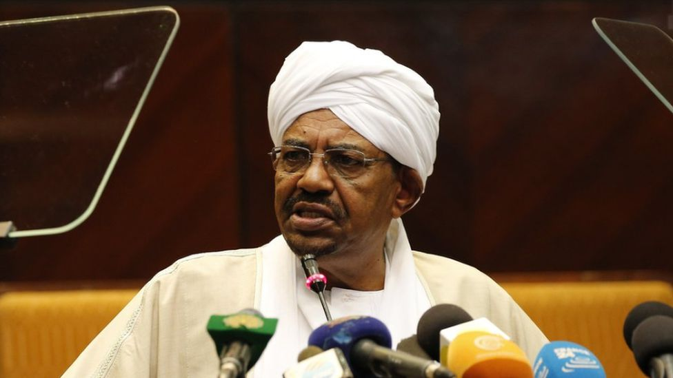 Sudnaese President Omar al-Bashir