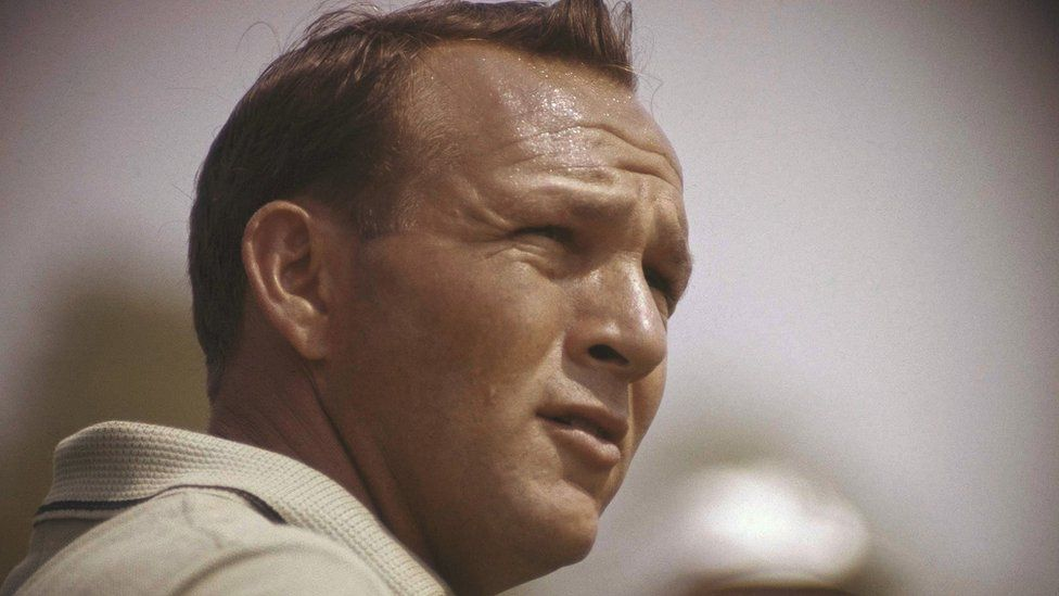 Arnold Palmer in 1962