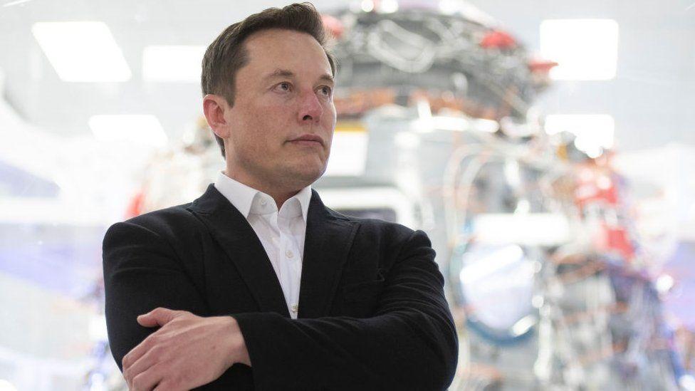 Elon Musk, Tesla chief executive