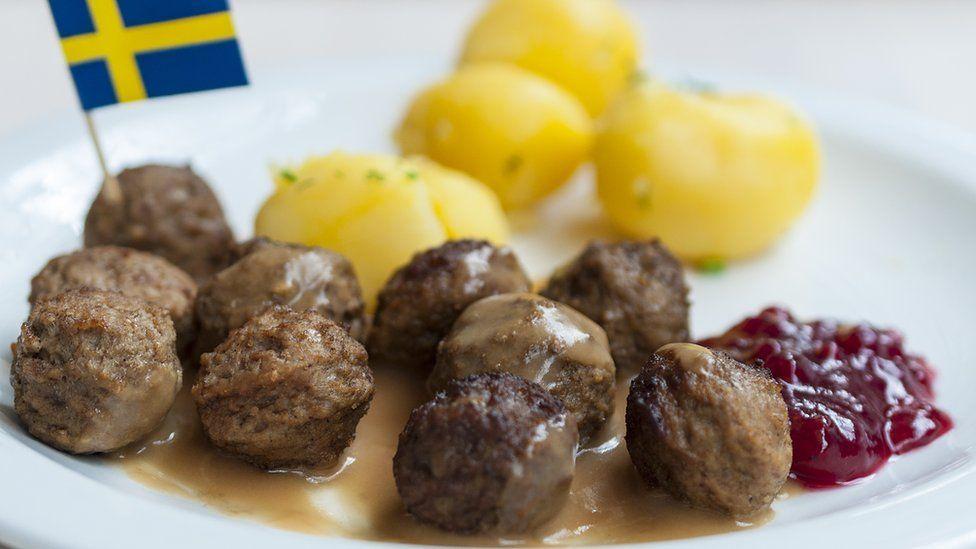 Swedish meatball