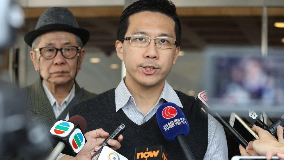 Cary Lo Chun-yu, 2017