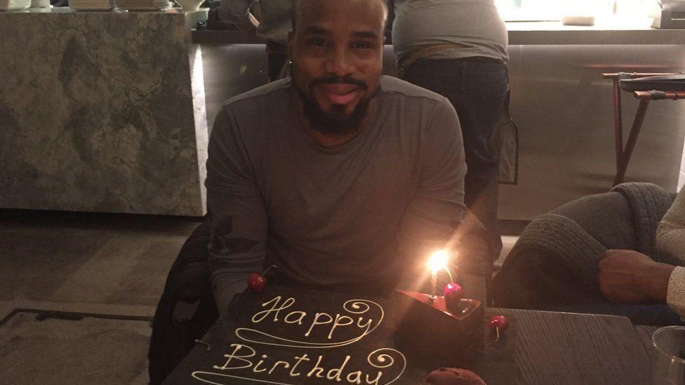 Nesta birthday