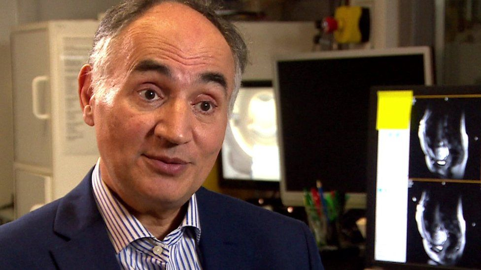 Prof Reza Razavi