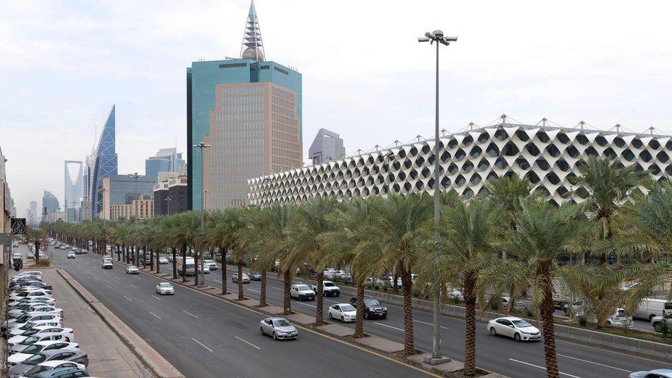 General view of Riyadh, Saudi Arabia (18 November 2019)
