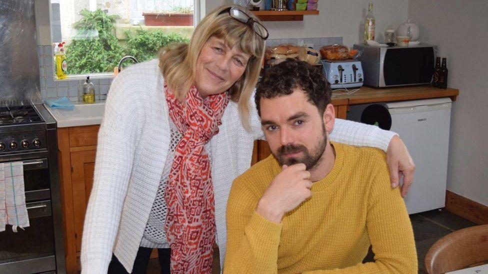 Jane and Simon Midgley
