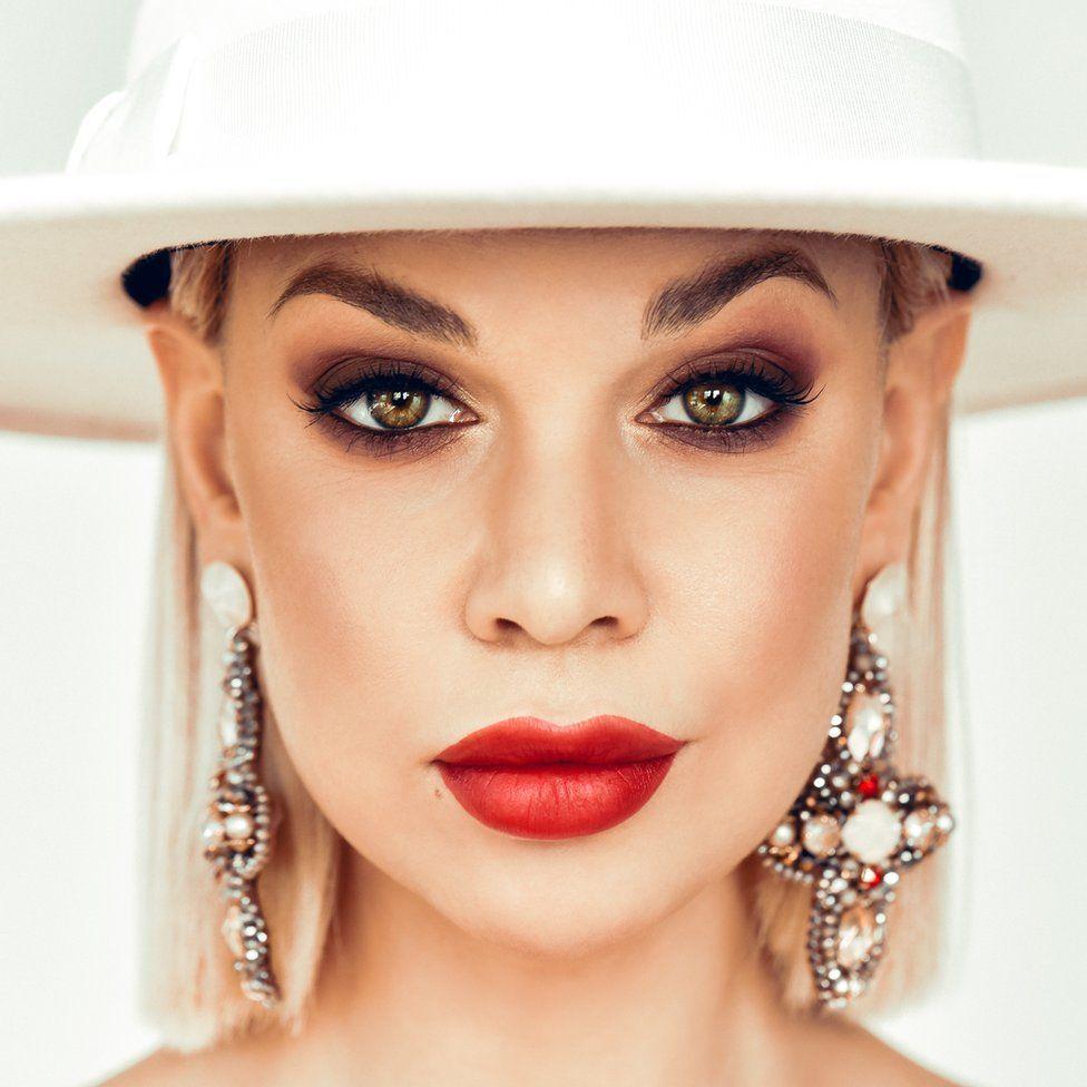 Latvia's Eurovision 2020 representative Samanta Tīna