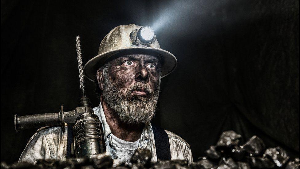 coal mining US