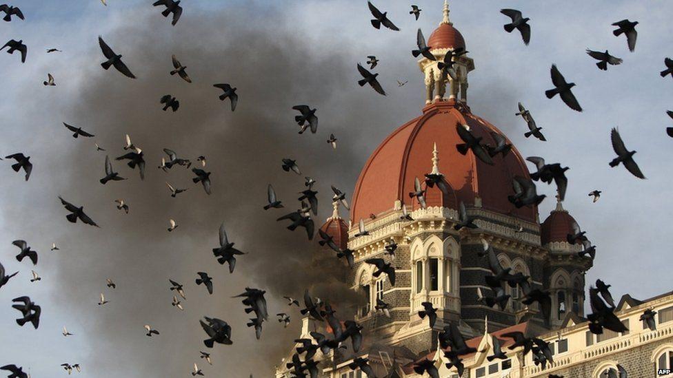 Mumbai attack, 2008