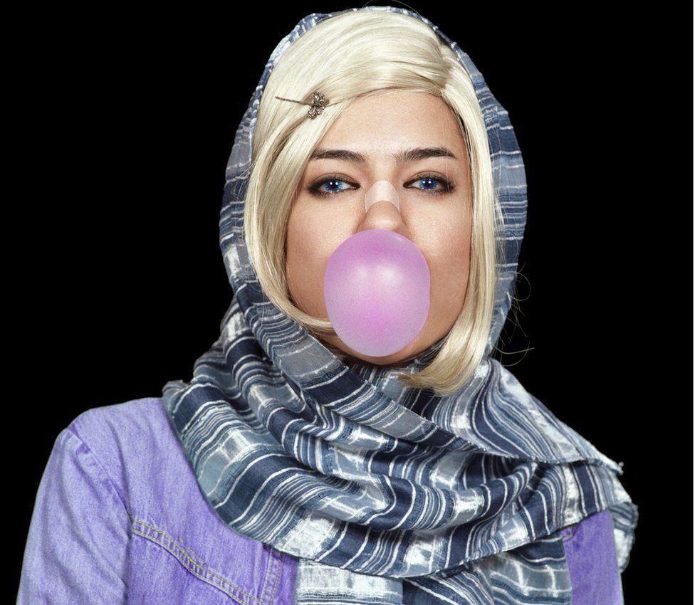 Miss Hybrid by Shirin Aliabadi