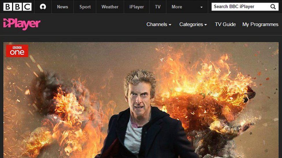 BBC iPlayer in the UK
