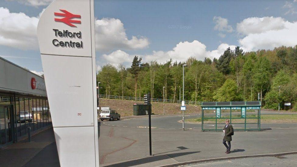 Telford station