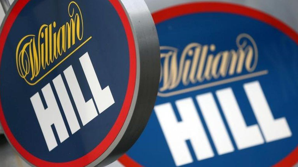 William Hill signs