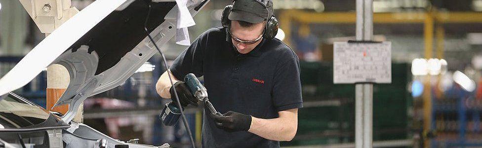 UK car worker