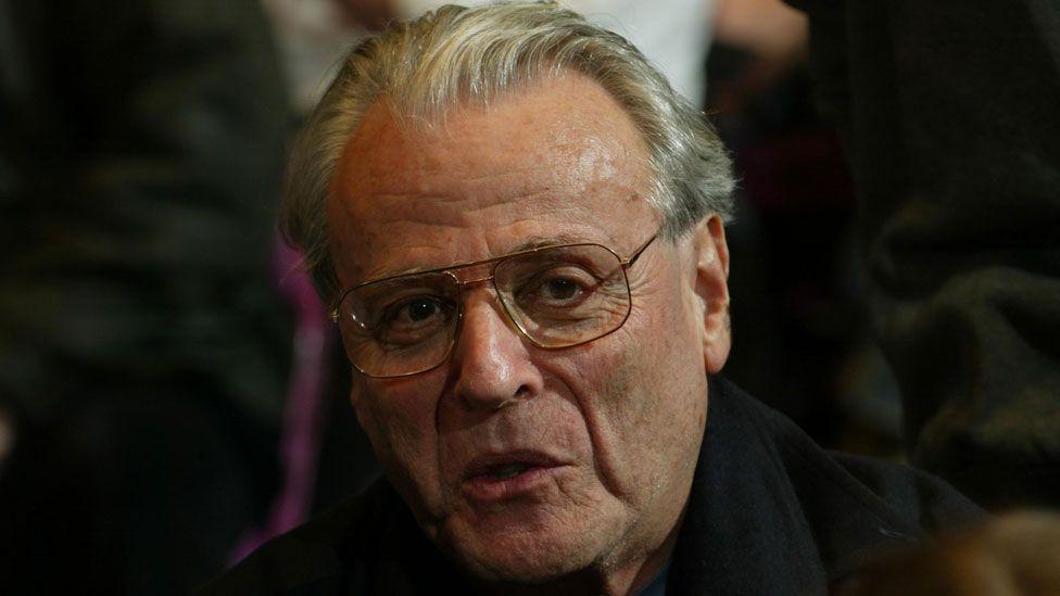 William Goldman in 2003
