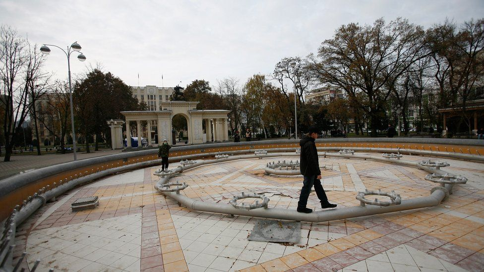 Generic shot of Krasnodar