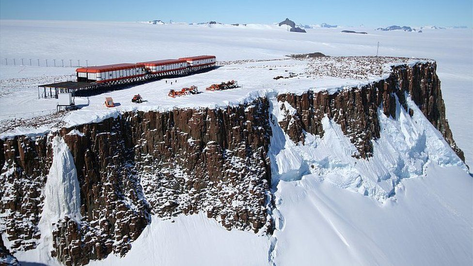 Sanae IV research station, Antarctica