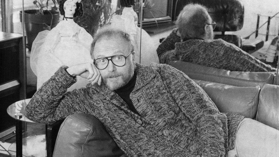 Paul Zindel in 1978