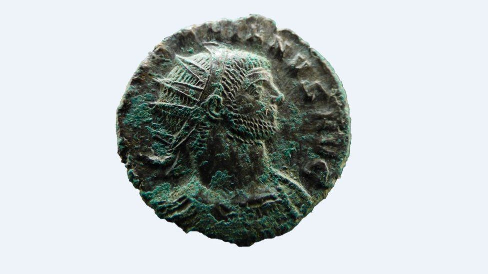 Aurelian obverse