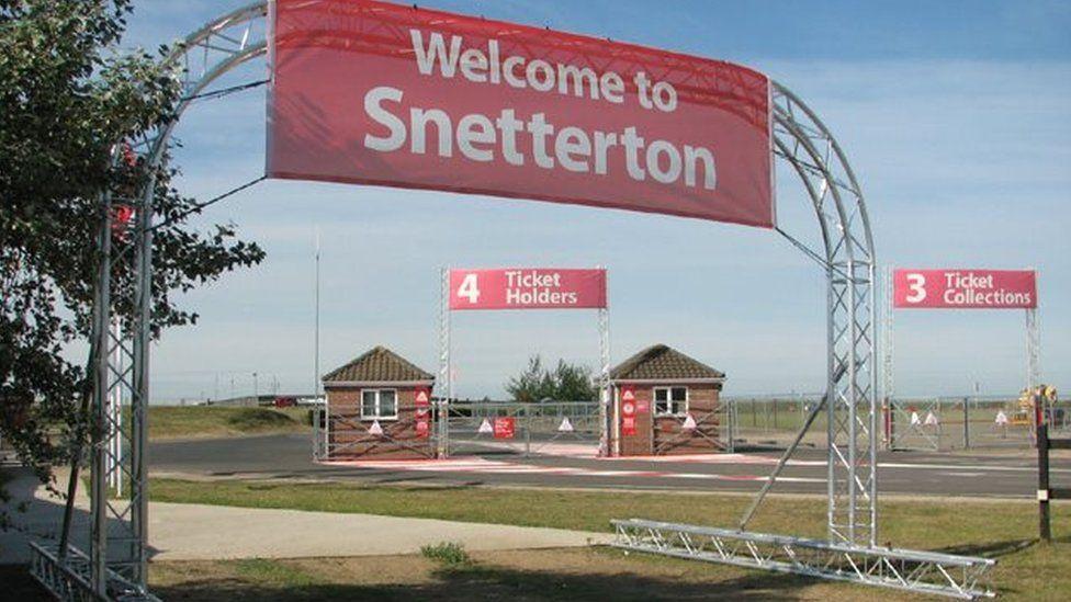 Snetterton Circuit