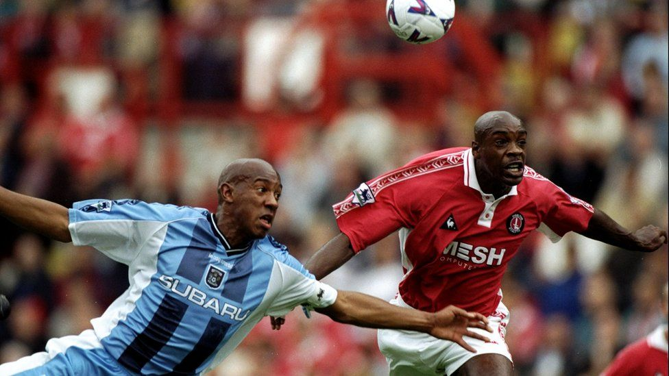 Dion Dublin at Coventry City