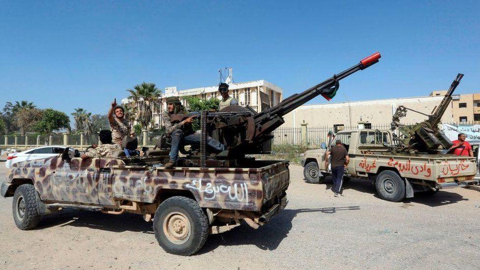 L'ONU s'inquiète de la situation en Libye