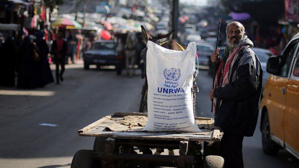 واشنطن توقف أكثر من نصف تمويلها لوكالة غوث وتشغيل اللاجئين الفلسطينيين