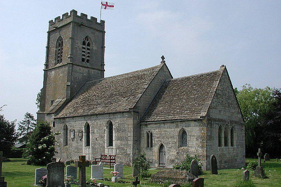 Margaret's Church, Whaddon