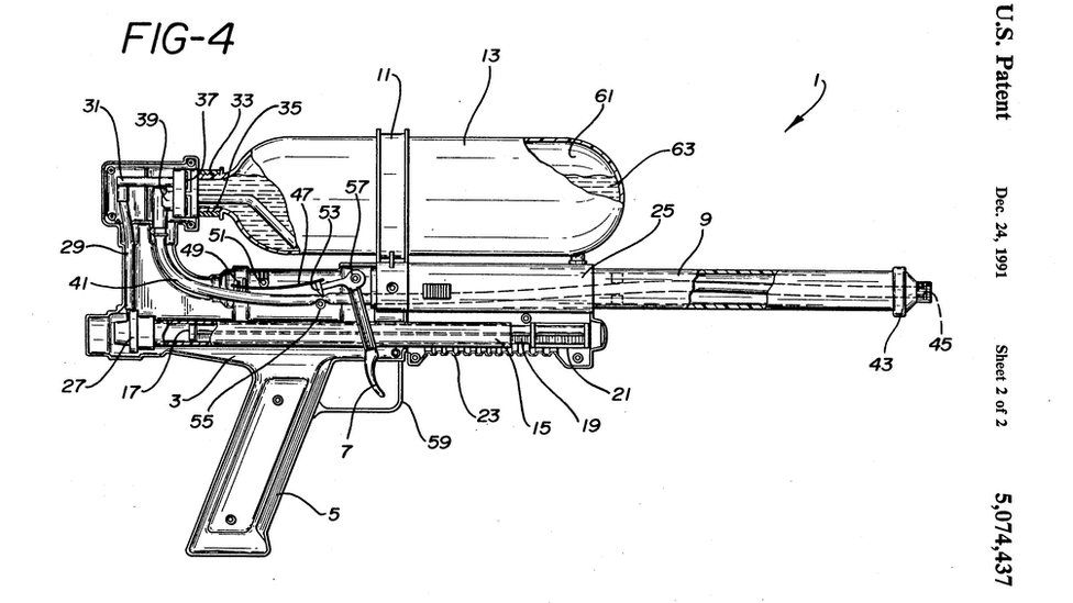 Patent application drawing