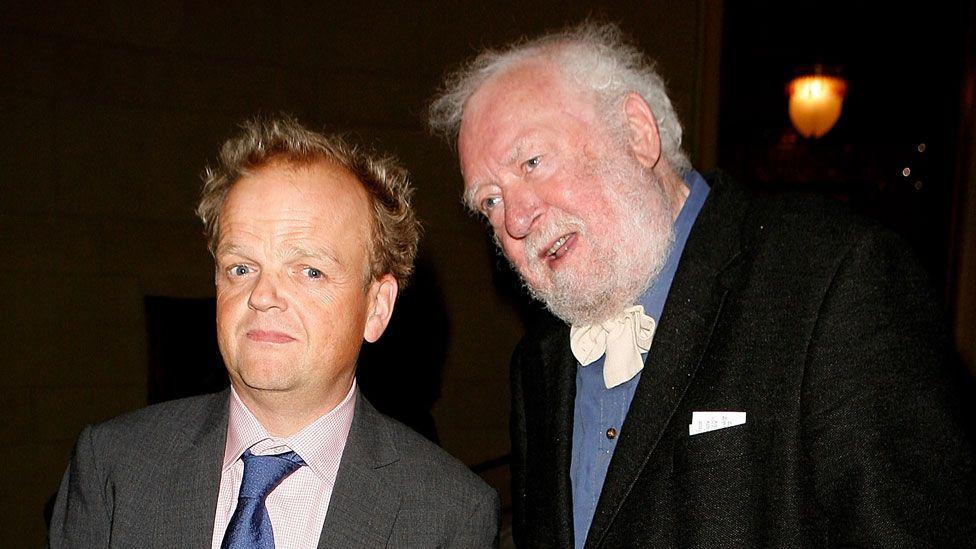 Toby and Freddie Jones in 2008