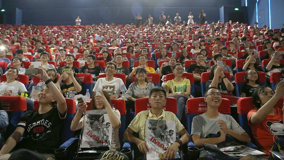 Imax in China