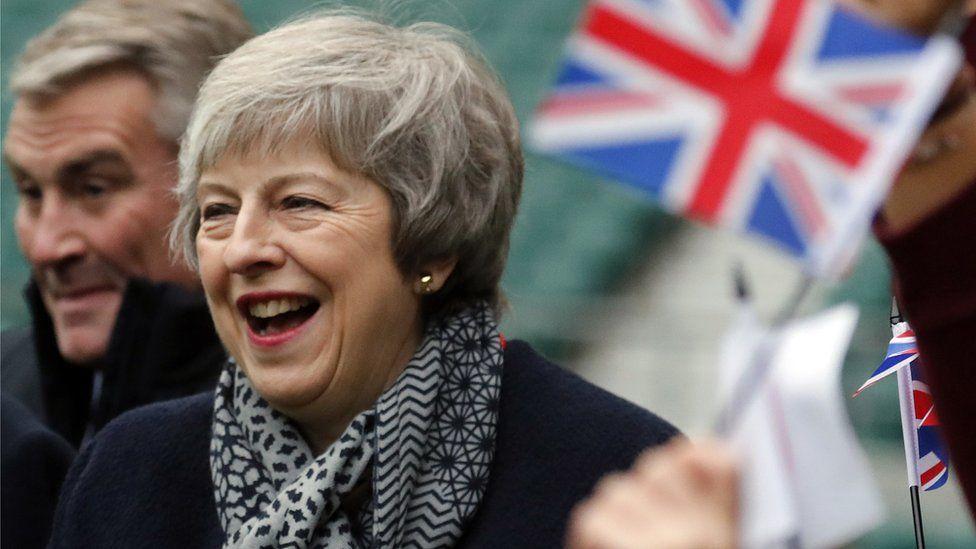 Plaidoyer pour un soutien à Theresa May sur le Brexit