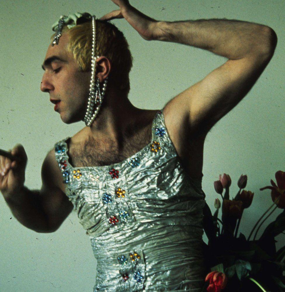 Derek Jarman in 1975