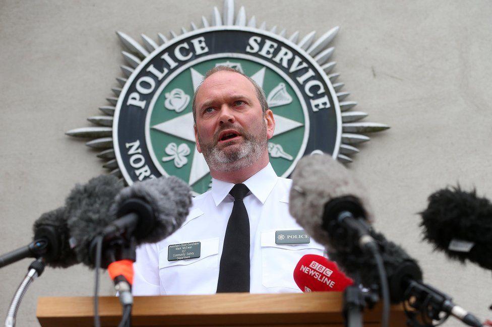 Assistant Chief Constable Mark McEwan
