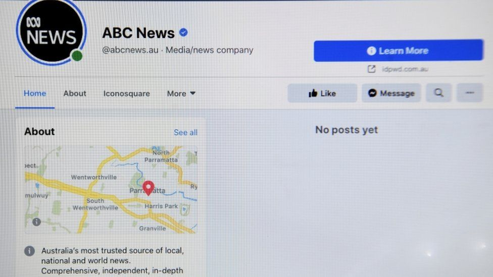 ABC News Facebook page