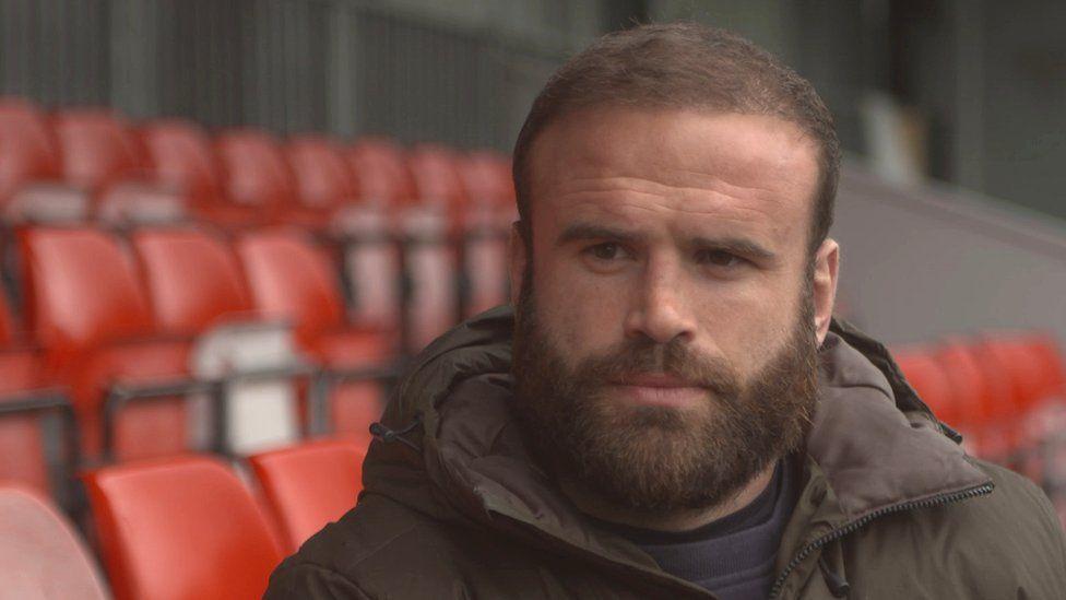 Wales international Jamie Roberts
