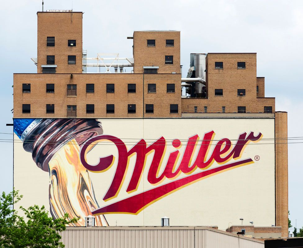 Miller's Milwaukee headquarters