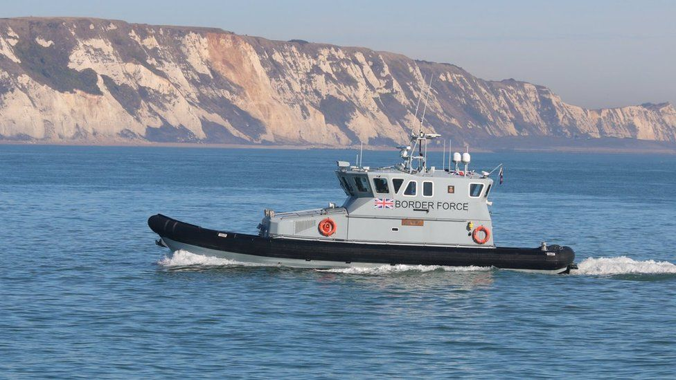 Border Force returning to Folkestone